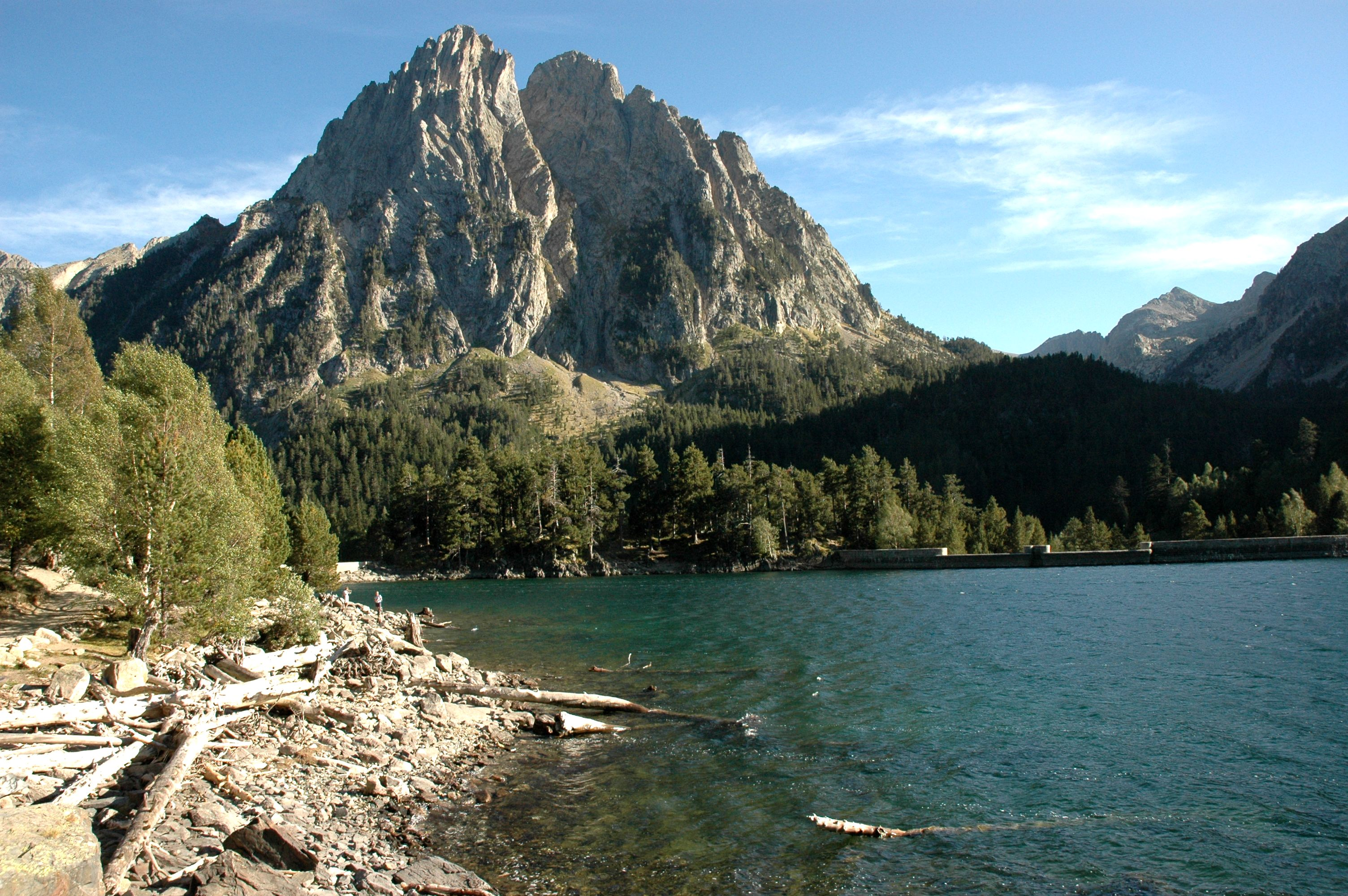 National Park of Aigüestortes and Sant Maurici Lake